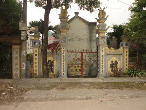 Hai đền thờ danh nhân đất Việt tại làng Khuyến Lương – Hà Nội