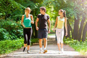 Đi bộ 60 phút mỗi ngày có giúp bạn giảm cân?