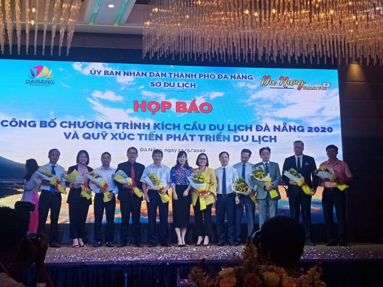 Công bố chương trình kích cầu du lịch Đà Nẵng 2020 và Quỹ Xúc tiến Du lịch Đà Nẵng