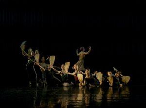 Lần đầu 'Truyện Kiều' lên sân khấu ba lê