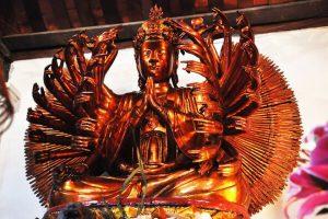 32 bảo tượng Bồ tát Quán Thế Âm từ Bắc đến Nam