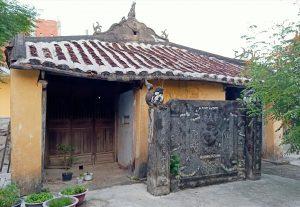 Về thăm chùa làng