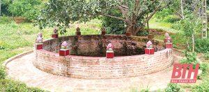 Di tích lịch sử đền Giếng Đá – nét đẹp tín ngưỡng thờ Mẫu