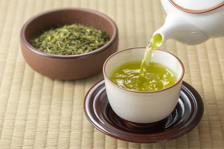 Tác dụng của trà xanh với sức khỏe và làm đẹp
