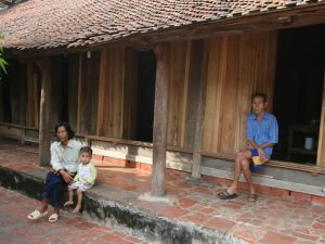 Phải chăng không có 'làng cổ Đường Lâm'?
