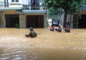 Vì sao TP Hà Giang mưa lũ, ngập lụt nặng nề?