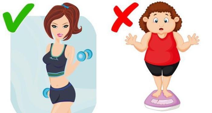 Nhưng thói quen xấu trước khi đi ngủ khiến bạn dễ tăng cân