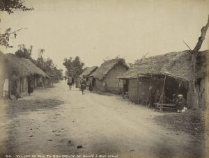 Ảnh cực hiếm về quê hương quan họ Bắc Ninh năm 1899