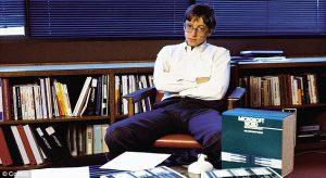 Bill Gates không phải sinh viên giỏi toán nhất ĐH Harvard
