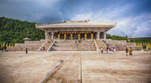 4 lăng tẩm đế vương đáng sợ nhất Trung Quốc