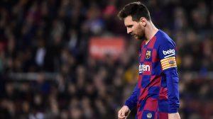 Barca tìm được người thay thế Messi