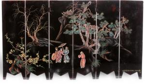 Tác phẩm 'Hậu Tống Hoa Cúc Trân' góp mặt tại phiên đâu giá ở Marseille