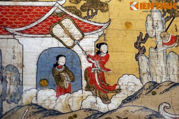'Độc lạ' bộ sưu tập tranh Tây Du Ký người Việt vẽ 3 thế kỷ trước