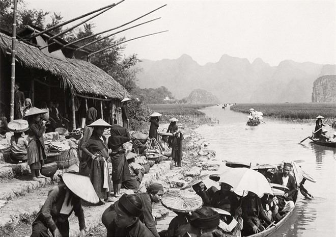 Ảnh về Việt Nam nửa đầu thế kỷ 20 qua sách 'Ký ức Đông Dương'