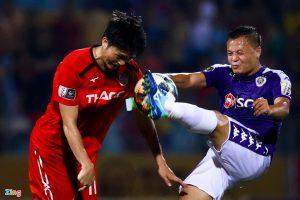 CLB Hà Nội phải thắng HAGL để bám sát Viettel