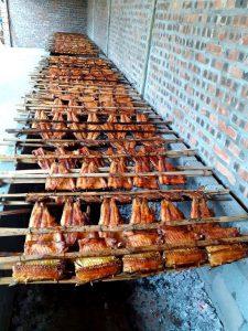 Cá nướng Thái Xuyên – món ăn miển biển Thái Bình nức tiếng gần xa