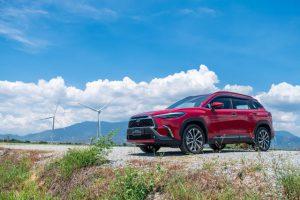Toyota Corolla Cross – 'thế lực mới' trong phân khúc SUV đô thị tại Việt Nam