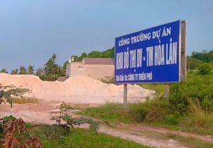 Dự án Khu dân cư Hòa Lân: Nguy cơ gây thiệt hại cho ngân sách Nhà nước hàng ngàn tỷ đồng?