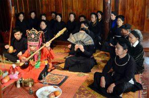 Bộ sách về di sản của dân tộc Tày, Nùng, Thái