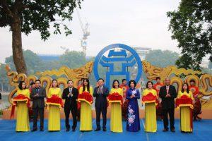 Khai mạc triển lãm 'Thăng Long – Hà Nội: Những dấu son lịch sử'