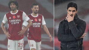 Arteta 'chới với' tìm hướng đi cho Arsenal