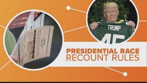Kết quả bầu cử Mỹ 2020: Kiểm phiếu lại, ông Trump 'được ăn cả, ngã càng đau'?