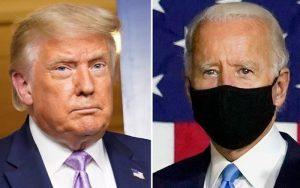 Bầu cử Tổng thống Mỹ: Ông Donald Trump và đối thủ Joe Biden dồn lực chạy đua đến phút cuối
