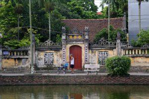 'Phát hiện' thêm một cổ trấn đẹp bình dị cách Hà Nội 30 km