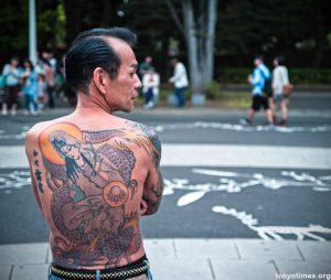 Vì sao người Nhật đặc biệt kỳ thị người xăm mình?