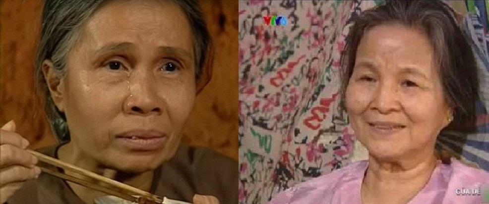 Đời thật của hai bà mẹ khắc khổ nhất màn ảnh Việt