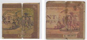 Tiền xé – loại tiền đặc biệt trong toàn quốc kháng chiến ở Nam Bộ