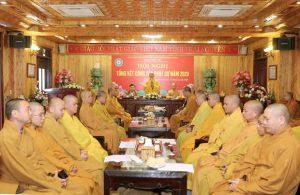 Thái Nguyên: Hội Nghị Tổng Kết Công Tác Phật Sự Năm 2020