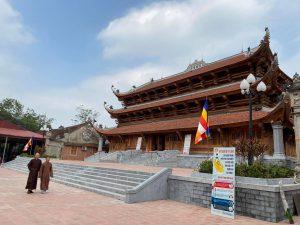 Chùa Quỳnh Lâm nghìn năm tuổi – Đệ nhất danh lam cổ tích tại Đông Triều