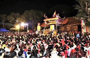Đền thiêng Trần Thương, lễ hội phát lương – Di sản Văn hóa phi vật thể quốc gia