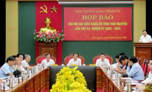 Ngành Tuyên giáo tỉnh Thái Nguyên phát huy hiệu quả công tác thông tin, tuyên truyền