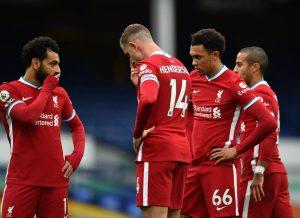 Liverpool lập kỷ lục buồn sau gần 100 năm
