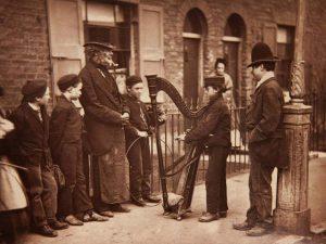 Bộ ảnh độc đáo cuộc sống ở London cuối những năm 1800