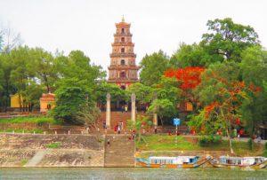 Chùa Thiên Mụ – Nét đẹp cổ kính của xứ Huế