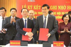 Đại học Nội vụ Hà Nội và Ban Thi đua – Khen thưởng TW ký kết hợp tác đào tạo, bồi dưỡng nguồn nhân lực về thi đua – khen thưởng