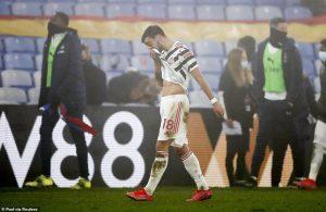 Manchester United 'đầu hàng' Man City trong cuộc đua đến ngôi vương