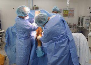 Ca phẫu thuật cho Đỗ Hùng Dũng đã thành công