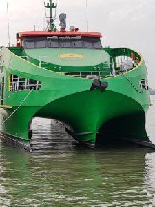 Tàu cao tốc Mai Linh Express hiện đại cỡ nào?