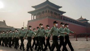 Quan chức an ninh Anh cảnh báo tham vọng của Trung Quốc
