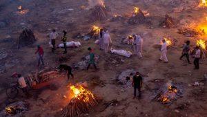 'Địa ngục trần gian' ở Ấn Độ khi Covid-19 tấn công