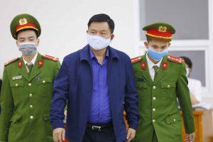 Ông Đinh La Thăng chấp nhận 11 năm tù và bồi thường 200 tỷ