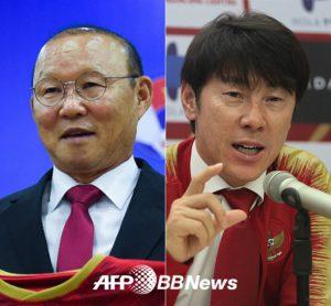 Báo Hàn Quốc hồi hộp chờ đợi trận chiến kinh điển của HLV Park Hang Seo
