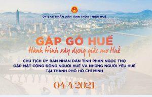 Thừa Thiên Huế: Xây dựng Huế thành thành phố hiện đại, không thể lơ là công tác bảo tồn văn hóa
