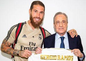 'Ramos đã nói lời tạm biệt với Real Madrid'