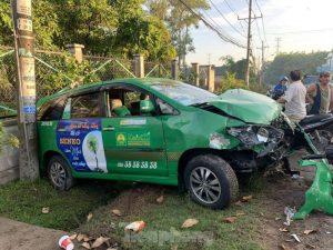 Rượt đuổi tên cướp taxi từ Bình Dương đến TPHCM như phim hành động