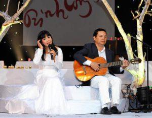 Cánh đồng nhạc Trịnh với ca sĩ Ánh Tuyết